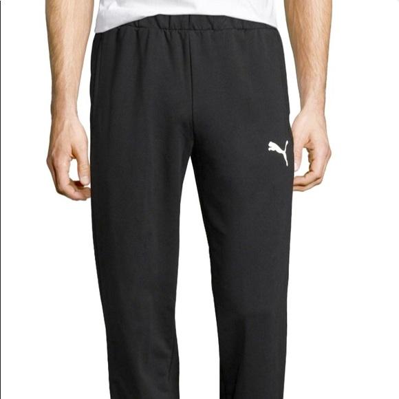 c44f155918b5 Puma Stretch Lite Knit Workout Pants New WO Tags. M 5b9b4ee9aa87706f88c6d2b4